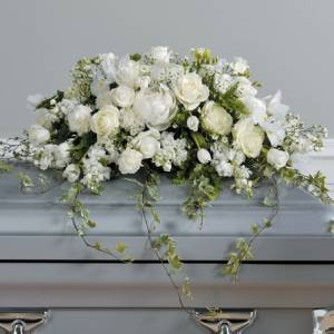 funeral and sympathy flowers from Business is Blooming in Milton, Ontario